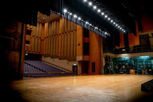 発表会!大きなホールで思いっきりクラリネットを演奏しよう