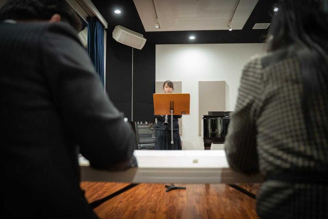 吉祥寺で体験できる音高・音大受験に向けた実技模擬試験